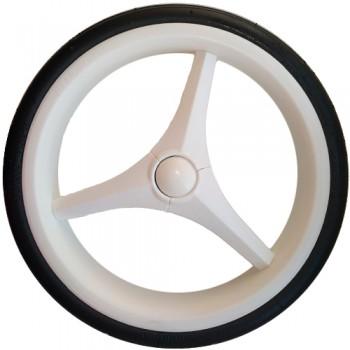 """Колесо для коляски 12"""" Bebetto №38 (низкопрофильное, вспененная резина)"""